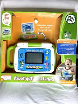LeapFrog 2-in-1 LeapTop Touch Laptop Toy Learning Toy for To