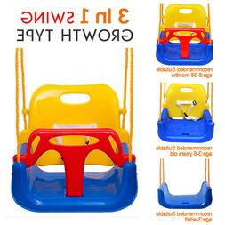 3-in-1 Baby Toddler Infant Swing Seat Safety Secure Hanging