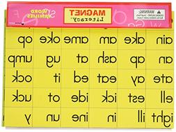 Dowling Magnets DO-733002 Magnet Literacy Word Family Magnet