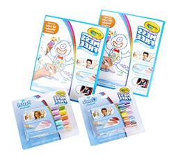 Crayola Color Wonder Markers and Paper, Mess Free Coloring,