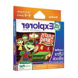 LeapFrog LeapPad Ultra eBook Learn to Read Collection: Myste