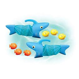 Melissa & Doug Sunny Patch Spark Shark Fish Hunt Pool Game W