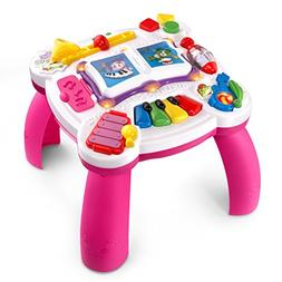 Activity Center Online Musical Baby Music Activity Table Lea