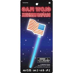 American Flag Party Glow Stick