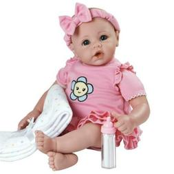Baby Doll Toy Kids Pretend Play Weighted Washable Toddler Re