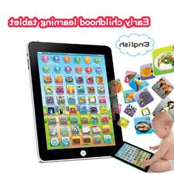 Baby Tablet Educational Toys Girl Boys 1-6 Year Old Toddler