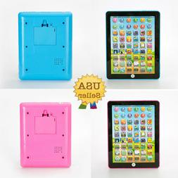 Baby Pad Tablet Educational Toys 1 2 Year Old Toddler Learni