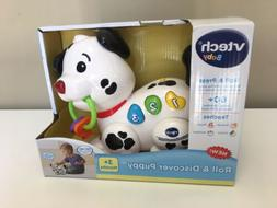 VTech Baby Roll & Discover Interactive Learning Puppy Toddle
