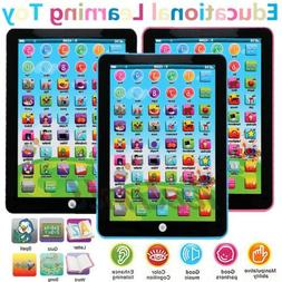 Baby Tablet Educational Toy For 1-6 Year Old Toddler Boys Gi