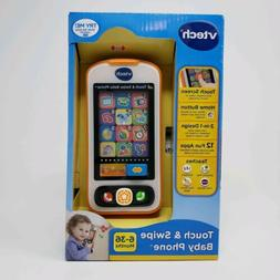 Vtech Baby Toy Phone Touch Swipe Learning Educational Music