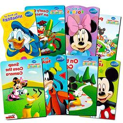 Bendon Publishing Disney Mickey Mouse My First Books Super S