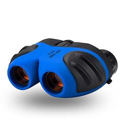 Outdoor Toys for Toddlers Age 3-5, OMWay Kids Binoculars Boy