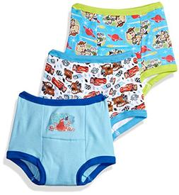 Disney Boys' Cars Toy Story Nemo 3 Pack Training Pant Assort