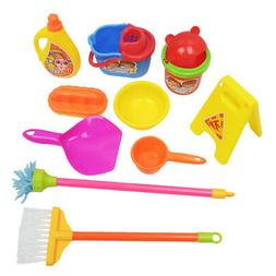 Child Cleaning Set for Toddlers Up to Age 4 Hours of Fun & P