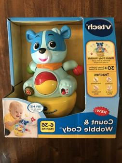 VTech Count and Wobble Cody Infant/Toddler Interactive Learn