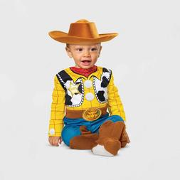Disney Baby Toy Story Woody Costume 6-12 months