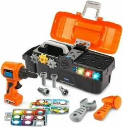 VTech Drill and Learn Toolbox Fix Play Kids Toy BRAND NEW EX