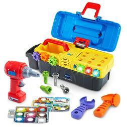 VTech Drill & Learn Toolbox Toddler Child Learning Toy Work