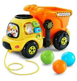 VTech Drop and Go Dump Truck Amazon Exclusive Orange