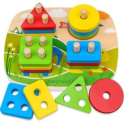 Educational Toddler Toys for Boys&Girls Age 1 2 3 4 and Up,