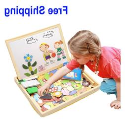 Educational Wooden Toys for 3 4 5 6 7 Girls Boys Kids Toddle