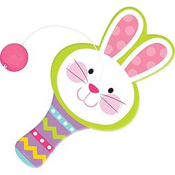 """Amscan 393423 Easter Decors Item, 8 1/2"""" x 4 1/2"""", Multicolo"""