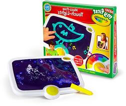 Crayola My First Mess Free Touch Lights Activity Pad
