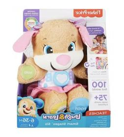 Fisher Price Laugh Learn Smart Stages Puppy Toddler Learning