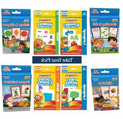 Flash Cards For Kids Toddlers Alphabet ABC Numbers Colors Co