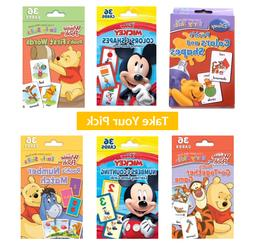 Flash Cards For Toddlers Kids  Disney Numbers Counting Color