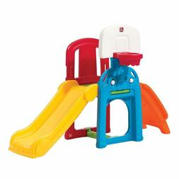Step2 Game Time Sports Climber And Slide