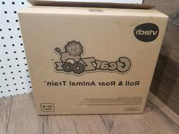 VTech GearZooz Roll & Roar Animal Train - NIB