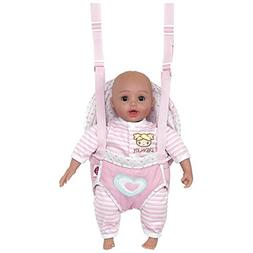 Adora GiggleTime Baby Doll with Carrier