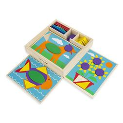 Great For Early Development - Melissa & Doug Beginner Patter