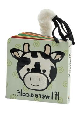 Jellycat If I Were A Cow Toddler Book