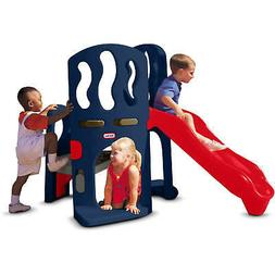 Jungle Gym Climbing And Sliding For Kids Little Tikes Outdoo