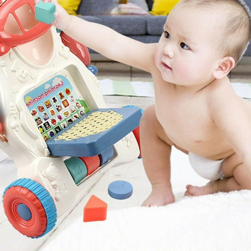 8-16 & Anti-rollover Toddler Walk Play Toy