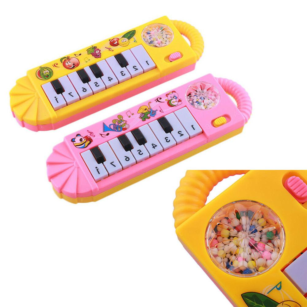 Baby Infant Musical Piano Toys Early Educational Game For Boy