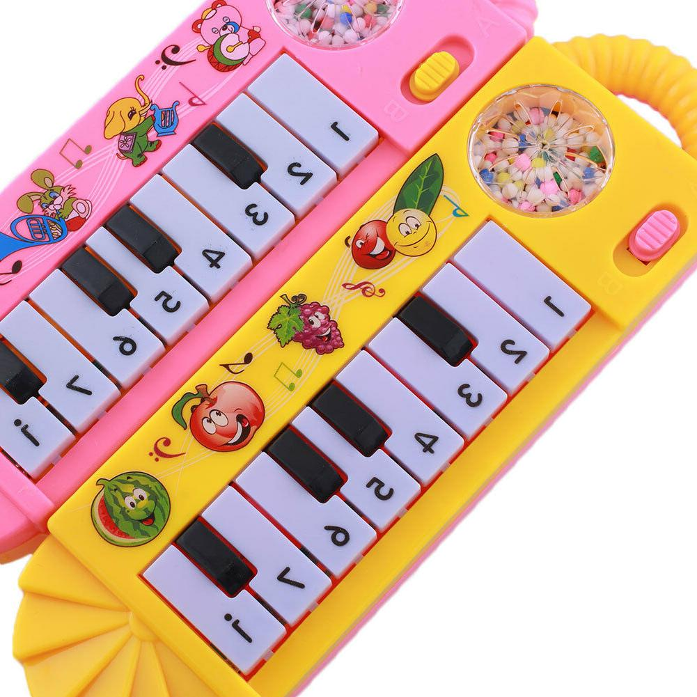 baby infant toddler kids musical piano toys
