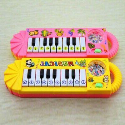 Baby Kids Piano Musical Toys Toddler Learning Educational De