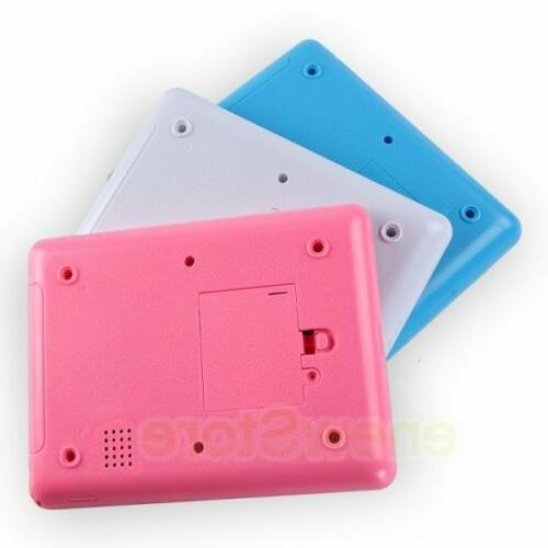 Educational Toys For 1-6 Year Toddlers Kids Boy Tablet