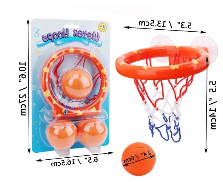 Bath Toys For Baby Kids Toddlers Girls 1 2 Toddler Hoop