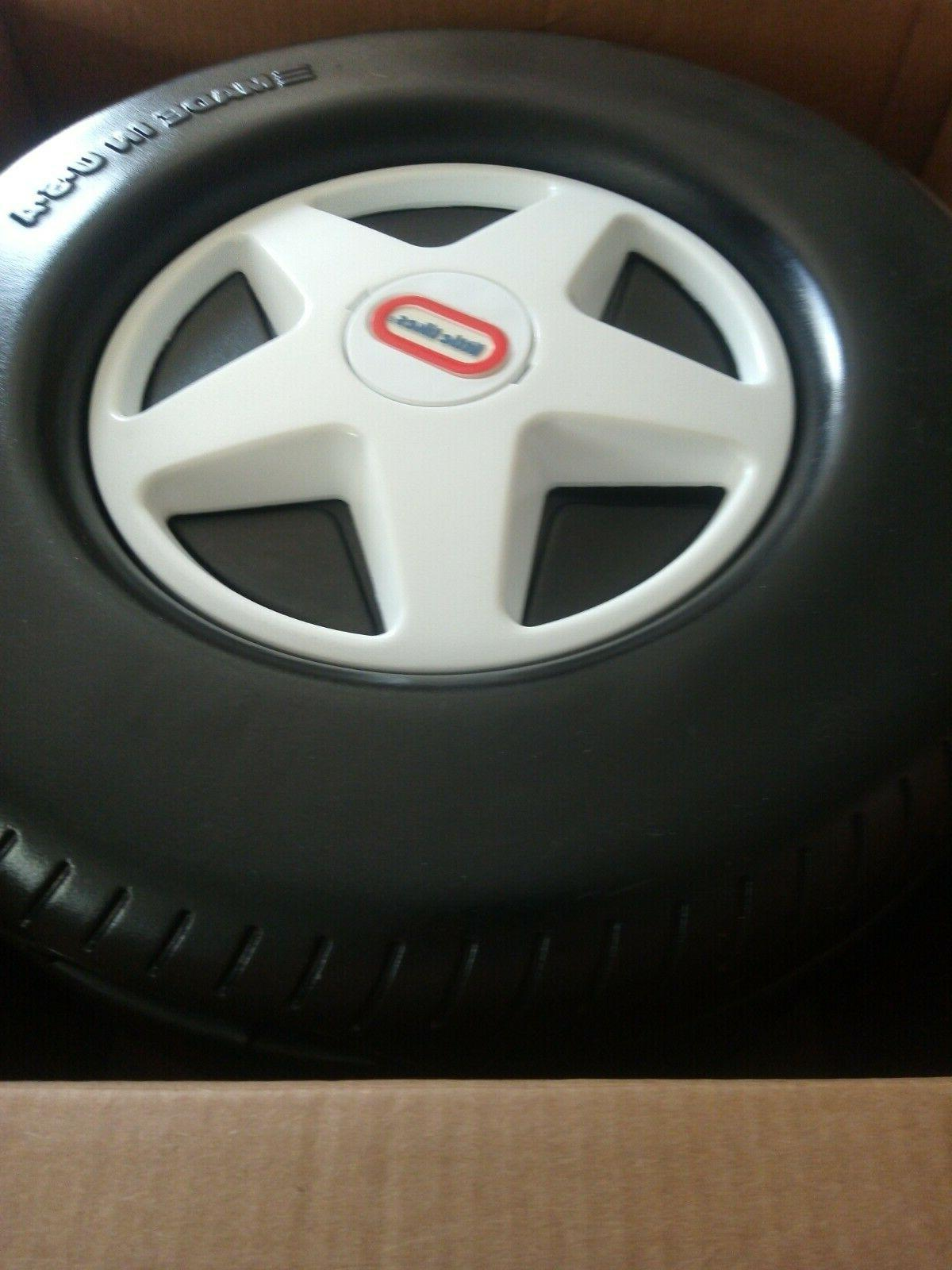 Little tire toy ages 2+