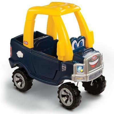 cozy truck boys toddler styled ride on