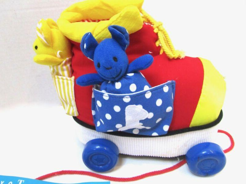 Discovery NEW Soft Toddler Toy Skills