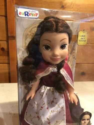 Disney and The Beast Toys R Us NRFB