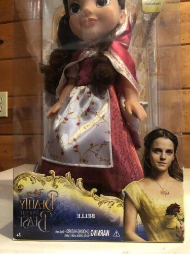 Disney Belle Beauty and The Beast Toys R Us Exclusive NRFB