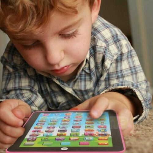 Educational Year Olds Kids Boy Tablet