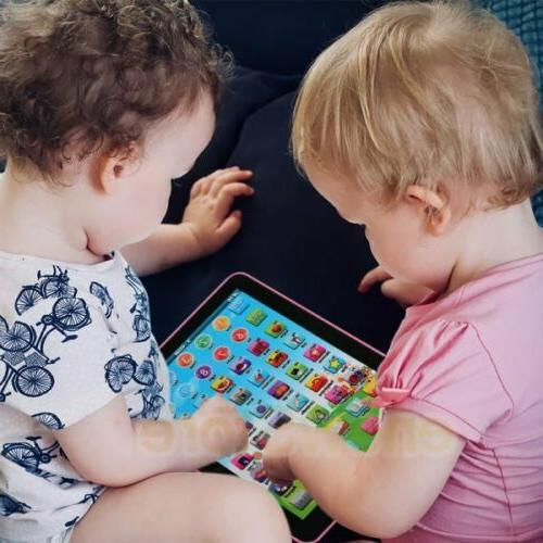 Educational Toys Year Olds Baby Kids Learning Tablet