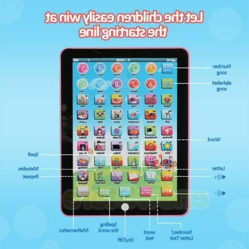 Educational Toys For Year Tablet
